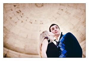 Rachel and Ryan Engagement Photo