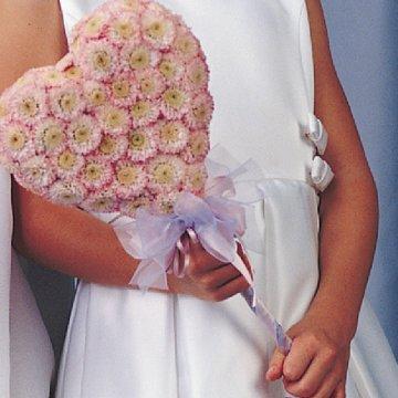 Flower Girl Pinwheels Ribbon Box Events Blog