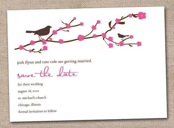 Funny Wedding Invitation Cards India : these fabulous printable Save the dates by Etsy Seller ...