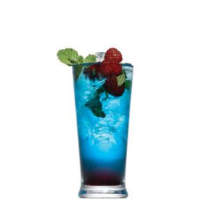 roygbiv signature drink series blue cocktails ribbon. Black Bedroom Furniture Sets. Home Design Ideas